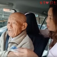 90-year-old Taiwanese man helps those less fortunate than himself