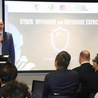 Taiwan holds first cyberwarfare exercises with US