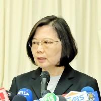 蔡總統接見ABAC代表 勉勵政府、企業和民間團結為台灣找出路