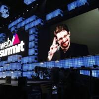 葡萄牙網路峰會 美國安局「吹哨者」史諾登警告:科技巨擘權力太大