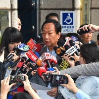 Terry Gou sues Taiwan Facebook user for defamation