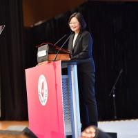 出席婦女庇護安置大會 蔡英文:持續落實台灣性別平權