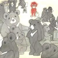 以紅毛猩猩視角描述來台歷程    台灣新住民繪本週末展出