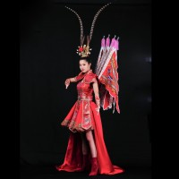 Miss Taiwan to wear Santaizi-inspired costume for Miss International pageant