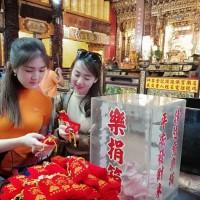 泰國微笑航空明年擬增班   協會提前到台灣屏東縣踩線