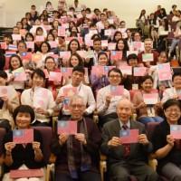 外籍生華語文演講比賽   12國學生融入台灣展新觀點