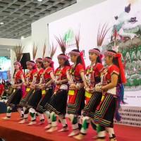 台北國際旅展開幕    國家館探索台灣森林秘境