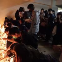 雙11港民發起「三大罷」   香港警察開實彈2人倒地