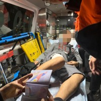 Filipino treated at Taiwan hospital for burns suffered on Liberian ship