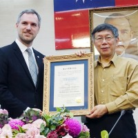 Taipei-Prague sister city agreement wording unchanged