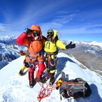 Taiwan climbers conquer Himalayan giant for first time