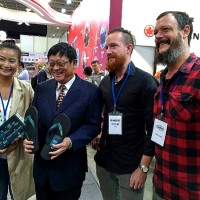 New Zealand entrepreneurs promote green consumption in Taiwan