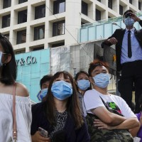 Chinese state media likens HK protesters to IS terrorists