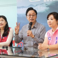 Taiwan KMT vice-presidential candidate recommends vote for other party
