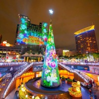 New Taipei's 2019 Christmasland festival lights up tomorrow