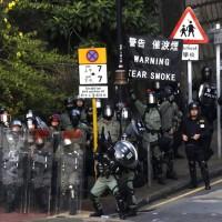 香港周末實施宵禁?中國官媒急撤推文
