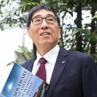 Taiwan professor bashes Hong Kong student protesters