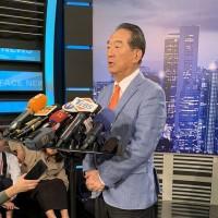宋楚瑜談香港:台灣野百合學運值得中國借鏡