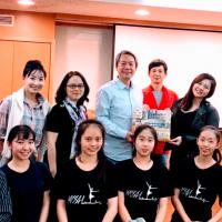 馬公高中、師大附中參訪台師大 體驗特色課程助升學