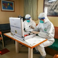 Taiwan's CDC issues warning for plague in China