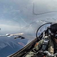 共軍航母剛通過台灣海峽 我國軍今展開全島反空襲「聯翔操演」