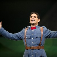 Peru's operatic knight set to enchant Taiwan