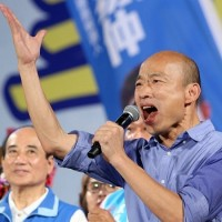 KMT candidate to rally supporters on same day of march calling for his removal