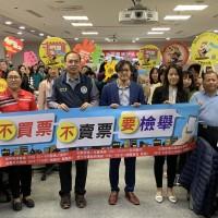 台灣移民署攜手桃檢宣誓反賄選   新住民建立正確觀念