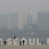 80% of S. Korea's winter air pollution made in China