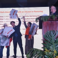 Taiwan's chocolate producers richly rewarded at international competition