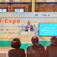 Taiwan, US jointly hold women's empowerment expo