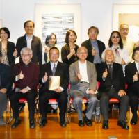 國際當代素描展「捉影」放光彩 8國61位藝術家聚台北國館