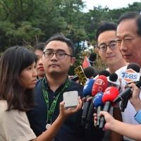 共諜坦承「影響台灣選舉」 郭台銘:沒拿到證據前不能妄加揣測