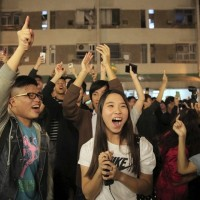 Pro-democracy parties secure clear majority in Hong Kong election