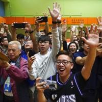【最新】香港選舉完成開票 泛民大勝奪385席次 建制派僅59席海嘯式慘敗