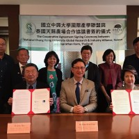 Taiwan and Thailand ink deal on agricultural cooperation