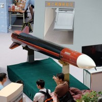 Foreign arms buyers show interest in Taiwan's Sky Bow III missile
