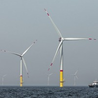 Germany's RWE eyes offshore wind power market in Taiwan
