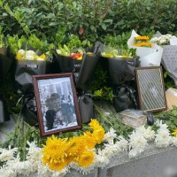 【更新】台灣藝人高以翔中國錄影猝逝  家人低調赴寧波、粉絲獻花追悼