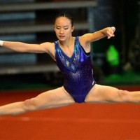 Gymnastics move named after a Taiwanese gymnast for first time