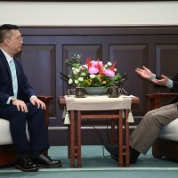 Taiwan president seeks to strengthen Singapore ties
