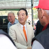 James Soong blasts KMT for nominating wrong person for Taiwan's presidential election