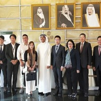 Taiwan seeks smart tech partnerships with Saudi Arabia