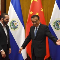 Former Taiwan ally El Salvador signs 'gigantic' infrastructure deal with China