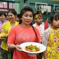 飲食上培養國際觀   新北校園午餐3.0引進東協7國美食