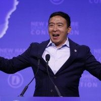 Taiwanese American presidential candidate Yang fears attempt on his life