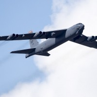 2 US bombers fly near Taipei's airspace