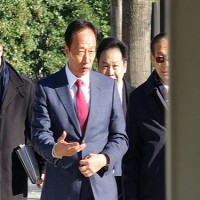 Founder of Taiwan's Foxconn visits White House