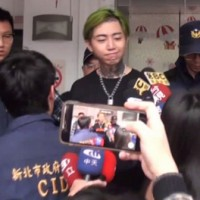 Taiwan pop singer questioned after wife accuses him of marijuana use