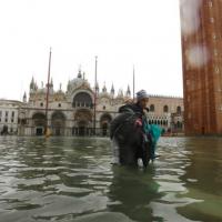 威尼斯水患募款 台灣捐助10萬歐元助重建